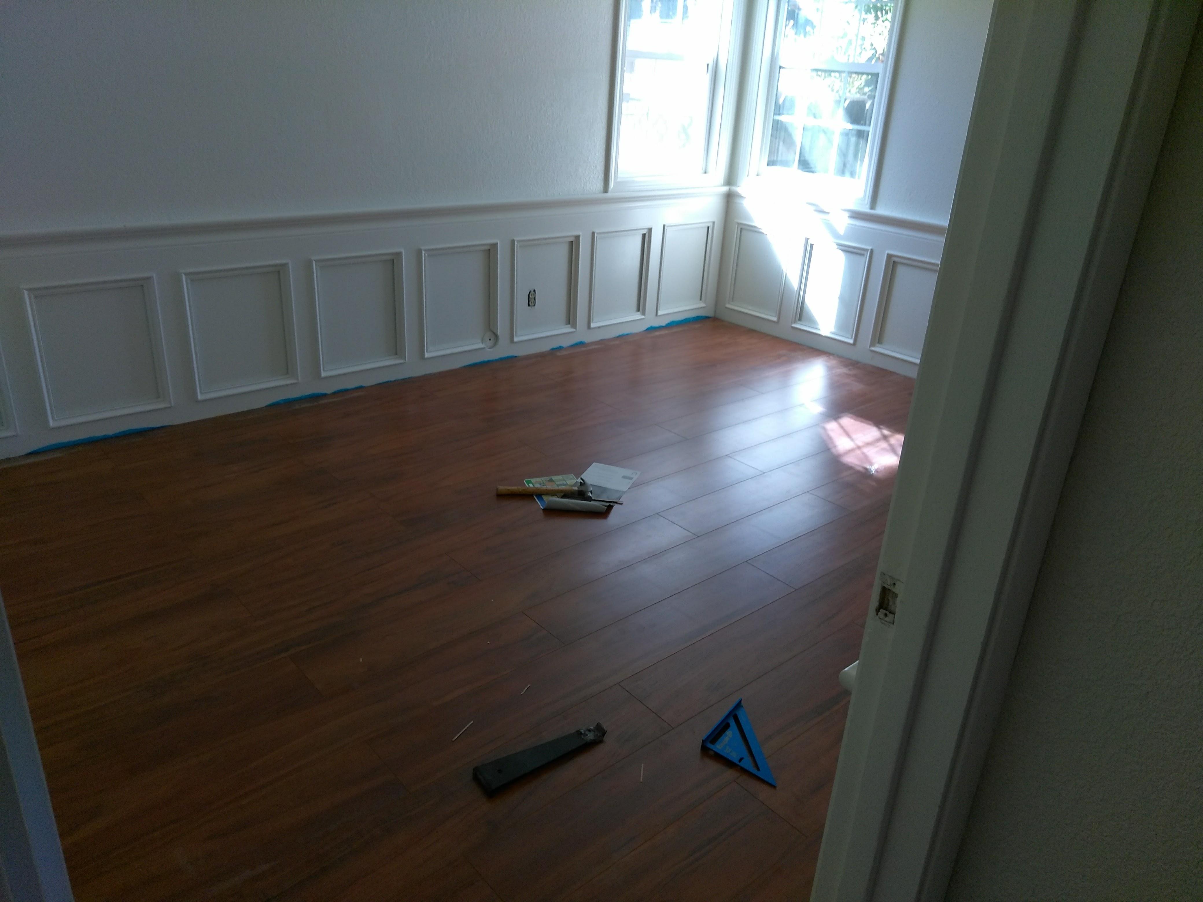 modesto laminate flooring