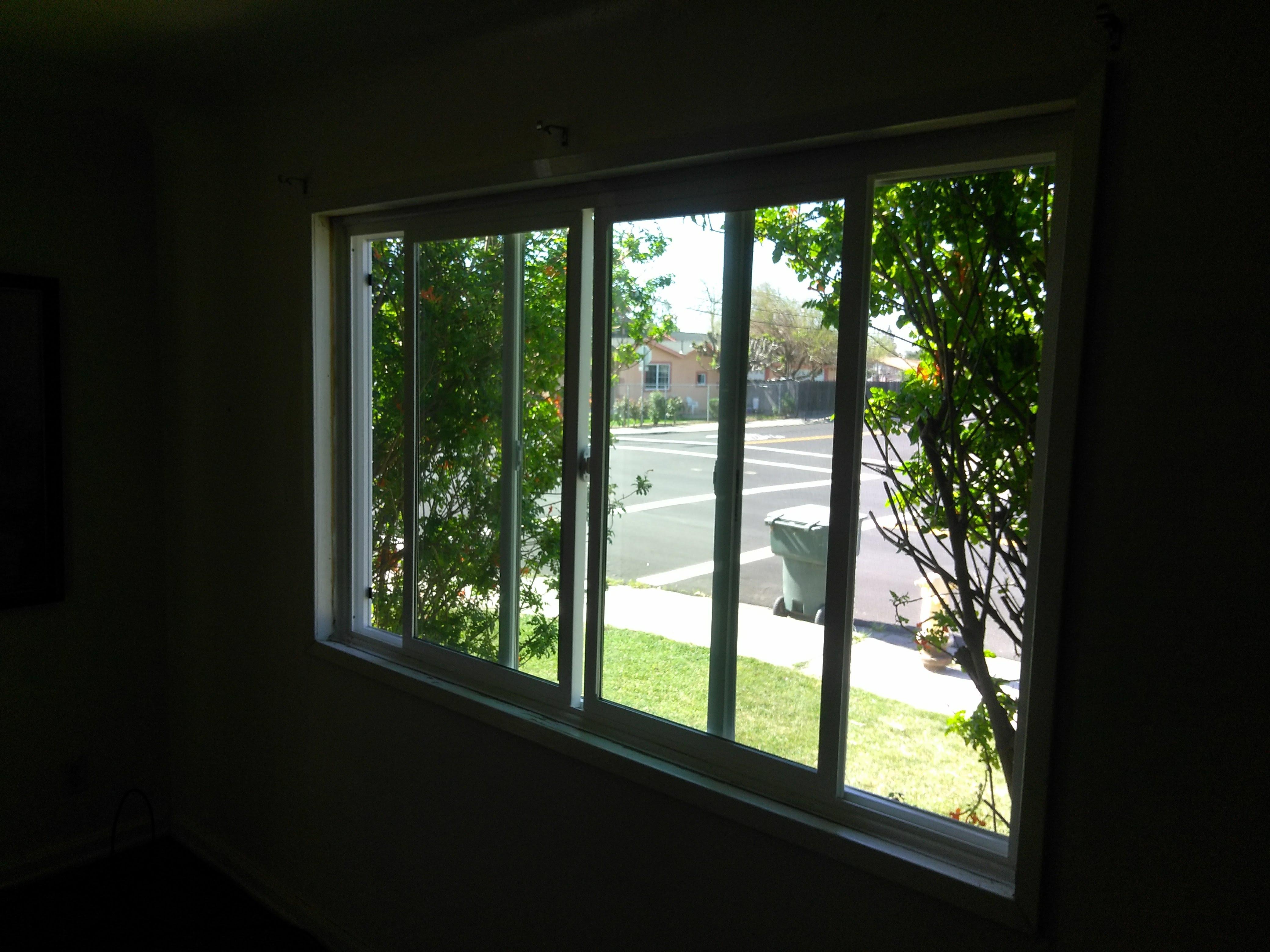 Silida window install