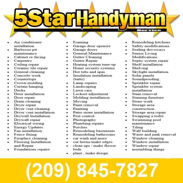handyman-modesto